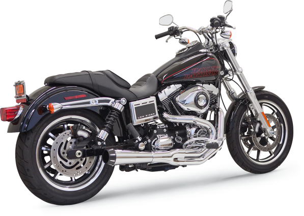 Bassani Road Rage 2 Mega Power - Dyna - Chrome