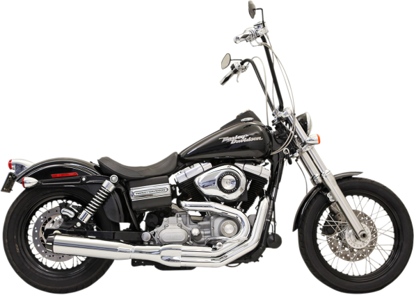 Bassani Road Rage 2 - Dyna - Chrome