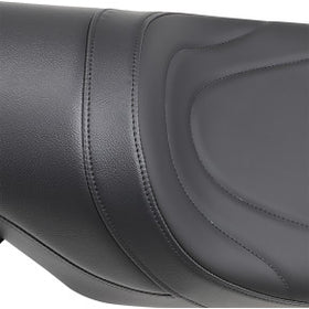 DRAG - PREDATOR 2-UP SEAT- MILD STITCHED - '09-'07 TOURING