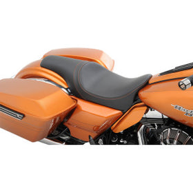DRAG - PREDATOR 2-UP SEAT- SMOOTH STITCH - '08-'20 TOURING