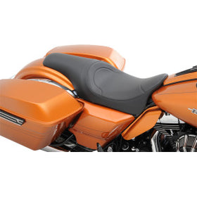 DRAG - PREDATOR 2-UP SEAT- MILD STITCHED - '08-'20 TOURING