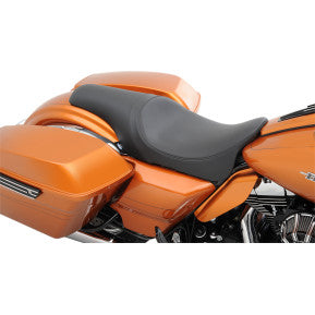 DRAG - PREDATOR 2-UP SEAT SMOOTH STITCHED - '08-'20 TOURING