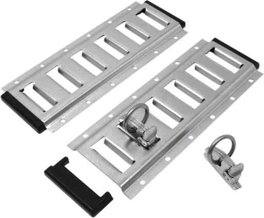 "Powertye MFG. 12"" E-Track - 2pk Kit"