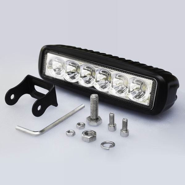 "Speed-Kings 6"" LED Light Bar"