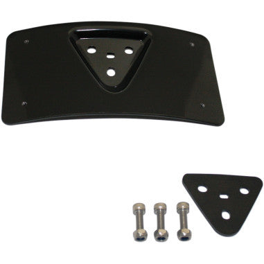 Radius License Plate Mount