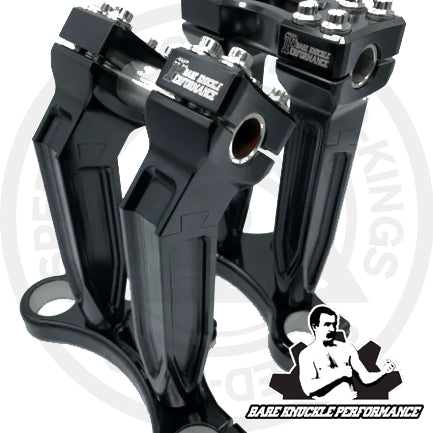"Bare Knuckle Performance FLEX Modular Riser System: 10""-11"" Rise"