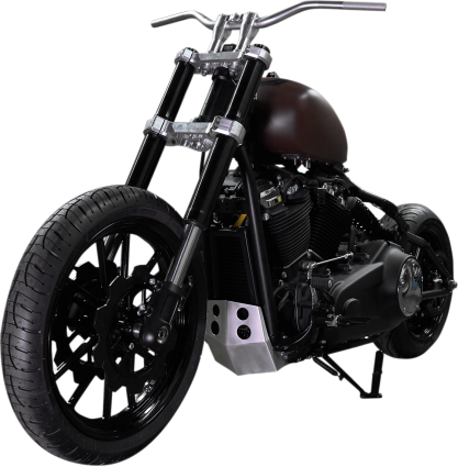 The Speed Merchant Skid Plate - 2018-19 Softail Models