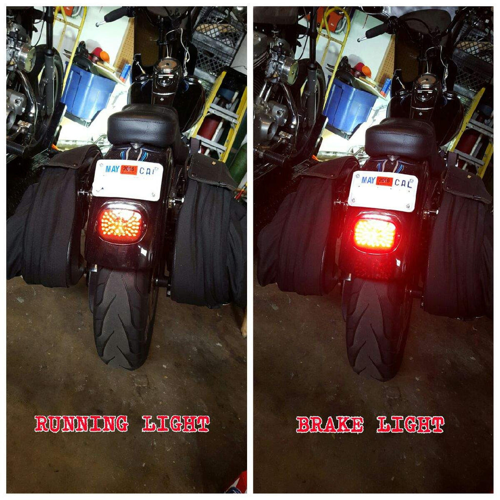 Speed-Kings LED Low Profile Tail Light