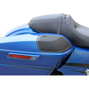 J&M CORPORATION SADDLEBAG-LID KIT W/ ROKKER XXR 5