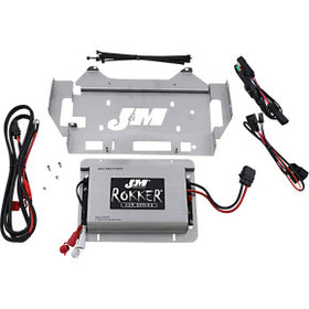 J&M CORPORATION ROKKER 400W AMPLIFIER KITS