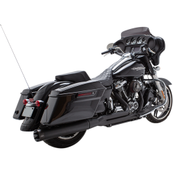 S&S Cycle - 2:1 Sidewinder Exhaust for 2017-19 M8 Touring Models