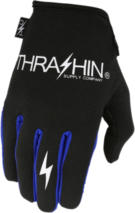Thrashin Supply Stealth Glove Black/Blue
