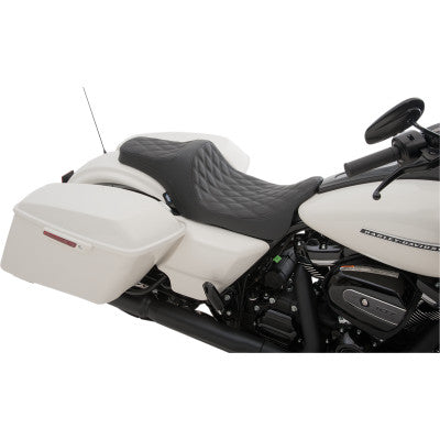 Drag Predator III Seat - Black Diamond - FL