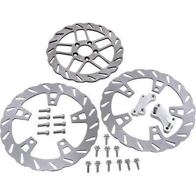 Trask Double XL Brake Kit