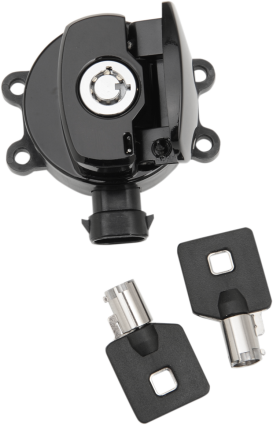 Black Side Hinge Ignition Switch