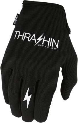 Thrashin Supply Stealth Glove Black/Black