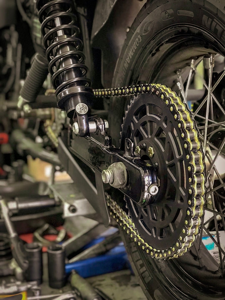 "Speed-Kings ""Star"" Chain Kit - 06+ Dyna"