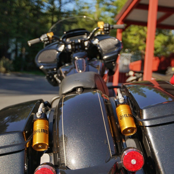 Kraus Remote Reservoir Mounts - Touring