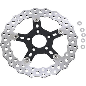 Arlen Ness Jagged Brake Rotor - 11.5