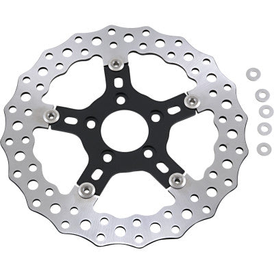 "Arlen Ness Jagged Brake Rotor - 11.8"" Front"