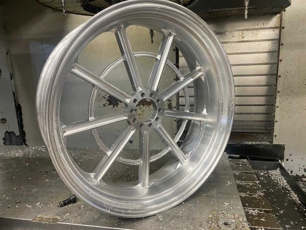Speed-Kings Astro Novem Wheel - Rear