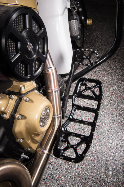 FLO V5 BAGGER / TOURING HARLEY FLOOR BOARDS