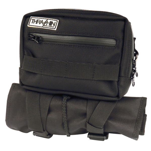 Thrashin Supply Handlebar Bag + Tool Roll
