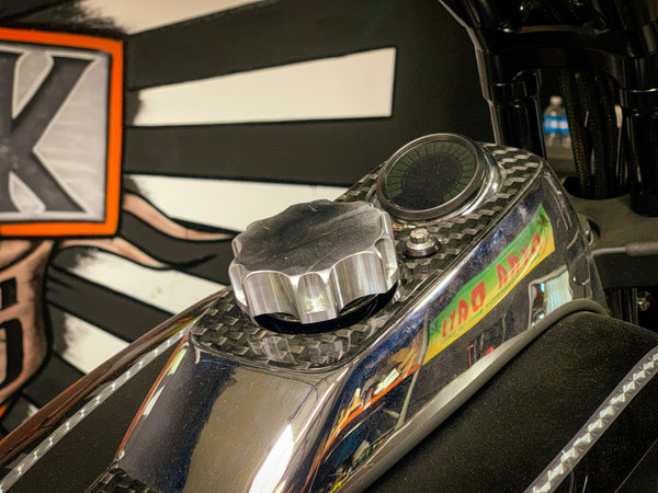 "Speed-Kings ""IV"" Gas Cap"