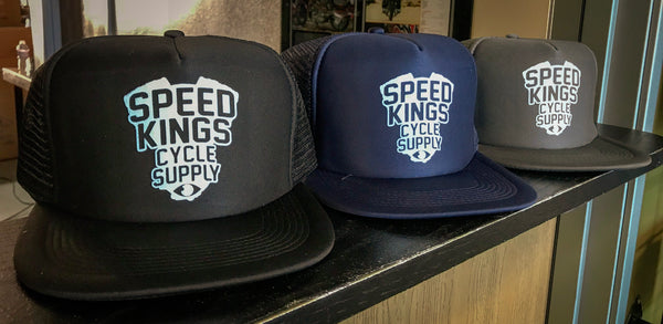 "Speed-Kings ""Engine"" Trucker Hat"