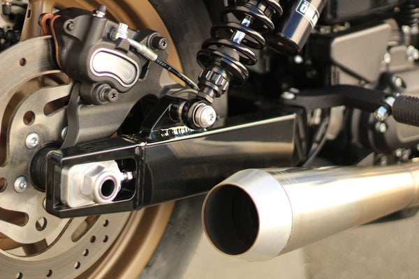 C and S Hog-Lite Aluminum Swing Arm - Dyna