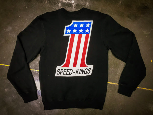 "Speed-Kings ""1 Crew Sweater"""