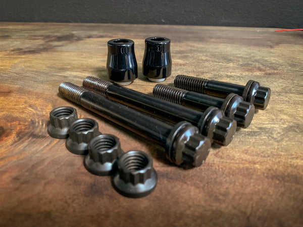 Ramjet Racing Dyna ARP Shock Hardware and Spacer Kit