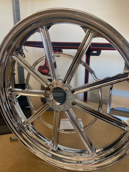 Speed-Kings Astro Novem Wheel - Front