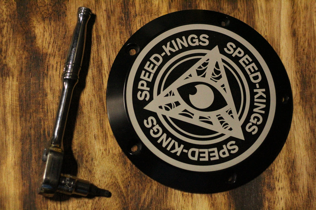 Speed-Kings LOGO Derby Cover