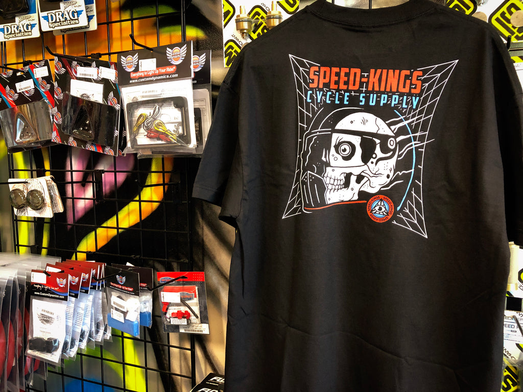 Speed-Kings X-Ray Tee Shirt