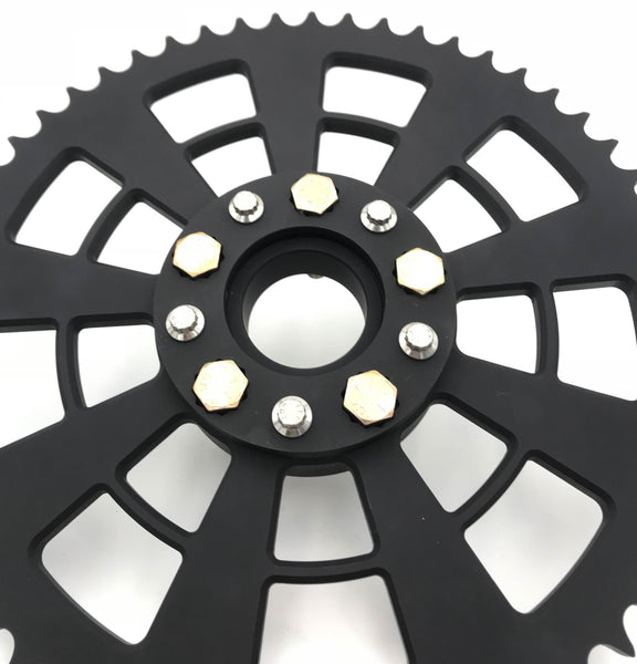 "Speed-Kings ""9 Spoke"" Chain Kit - 2018-2019 Softail Models"