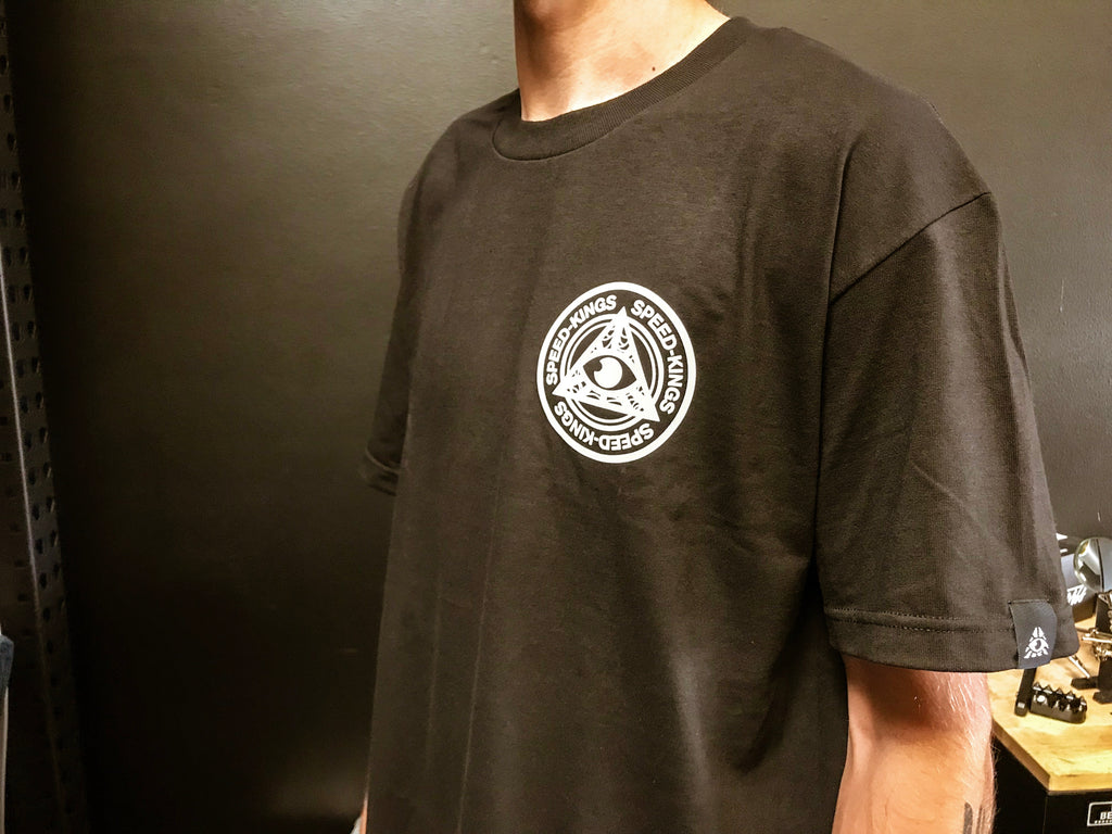 Speed-Kings Circle Logo Shirt