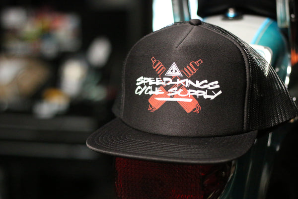"""The PLUG!"" Trucker Hat"