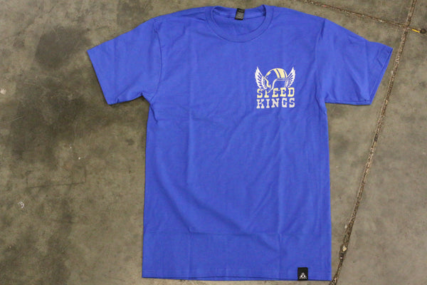 Speed-Kings Winged Helmet Shirt