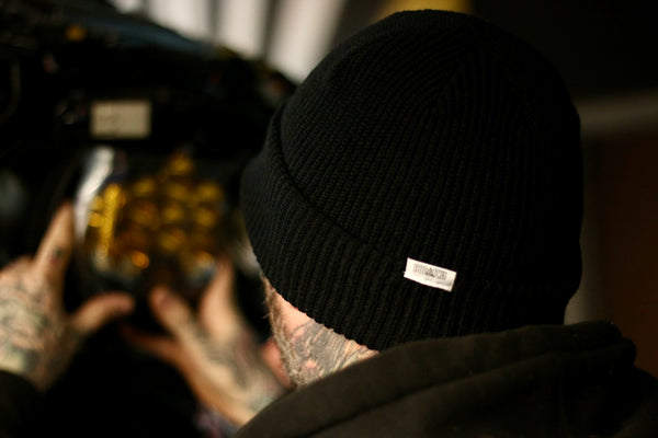 Speed-Kings Cycle Logo Beanie