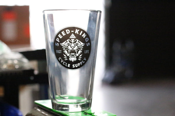 *Limited Edition* Tiger King Pint Glass