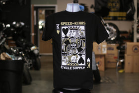 Speed-Kings Suicide King Tee