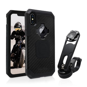 RokForm Handlebar Mount Pro Series Black - Iphone