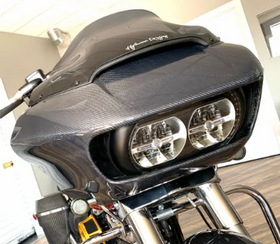 Hofmann Designs 2015 & Later Carbon Fiber Road Glide Outer Fairing