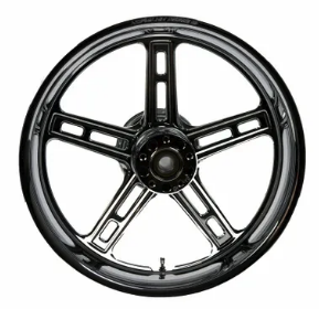 Hofmann Designs Signature Series 5 Spoke Rear Wheel - Chrome