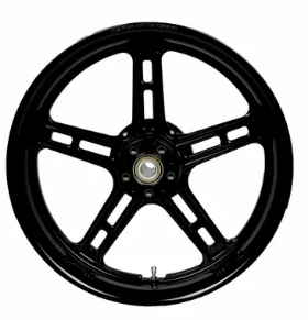 Hofmann Designs Signature Series 5 Spoke Rear Wheel - Black