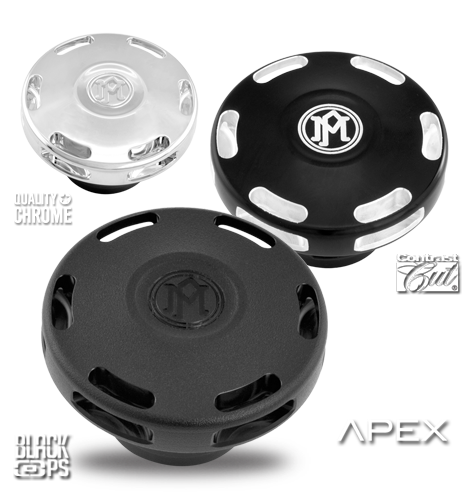 Performance Machine Gas Cap