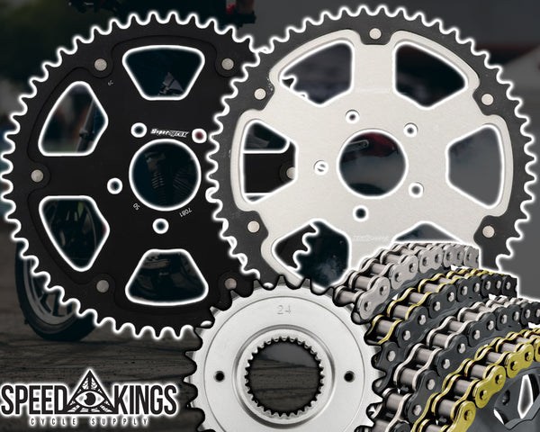 SuperSprox Chain Kit - 00-05 Touring