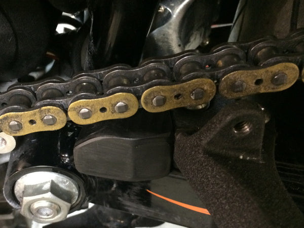 Bung King 06+ Dyna Chain Slider