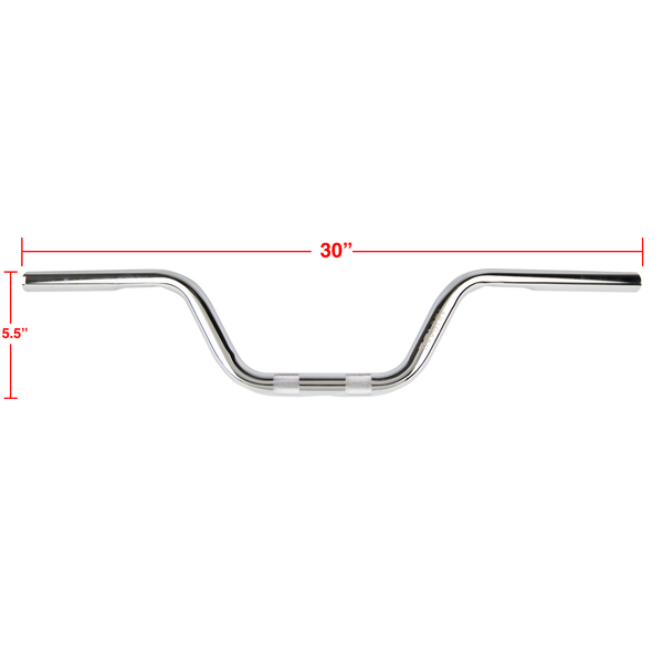 Thrashin Supply High Bend Bars